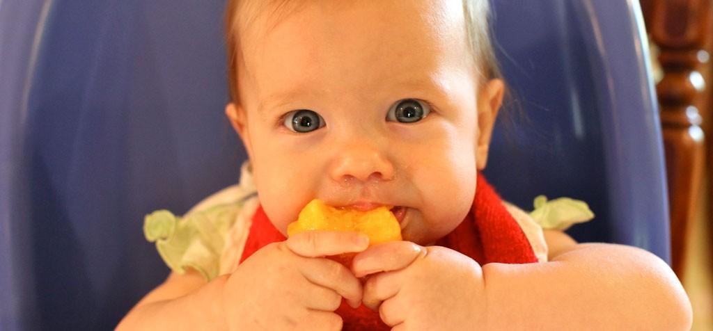 Здравословно хранене за децата 1-3 години