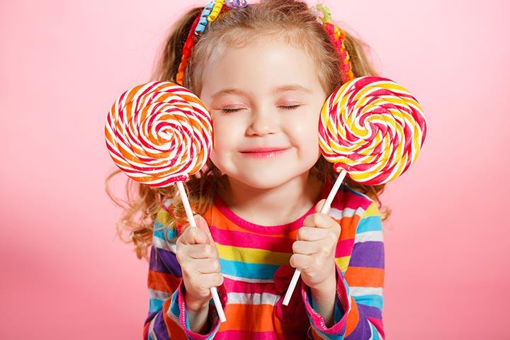 Как захарта вреди на децата?
