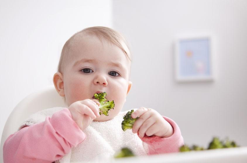 Видове захранване на бебето