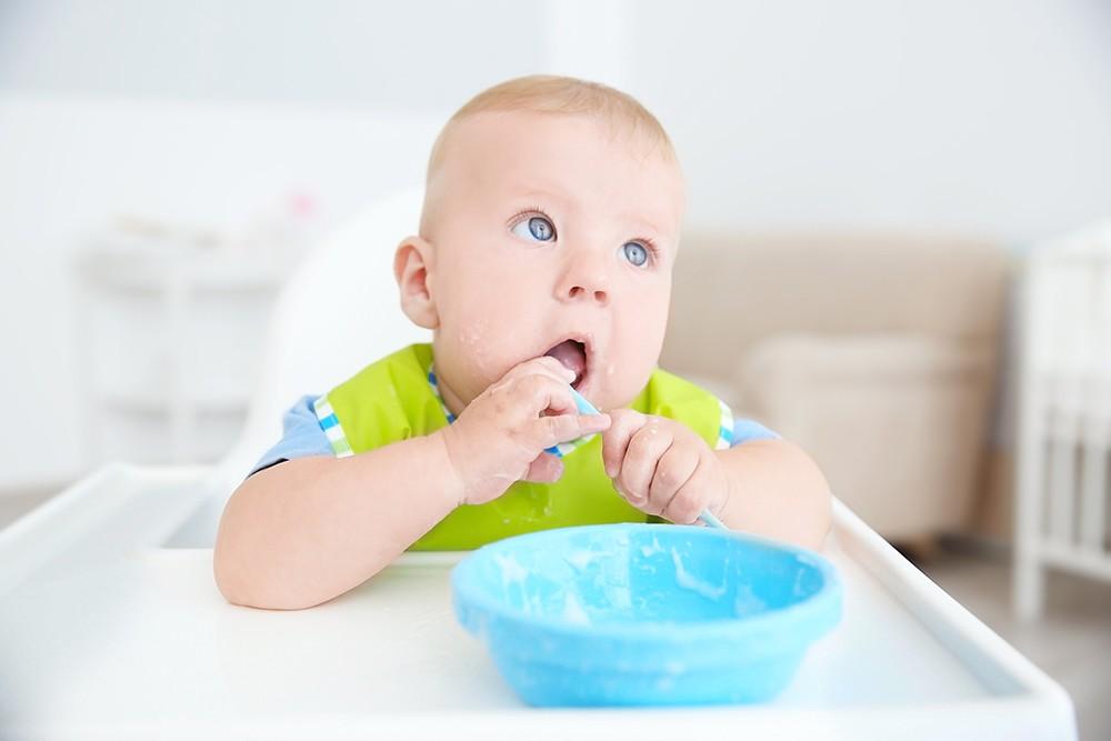 Уестън Прайс за здрави бебета