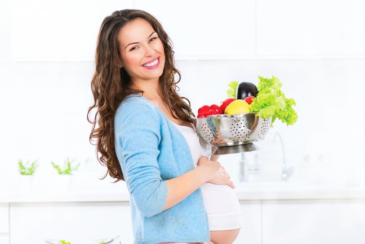 Здравословно хранене при бременност