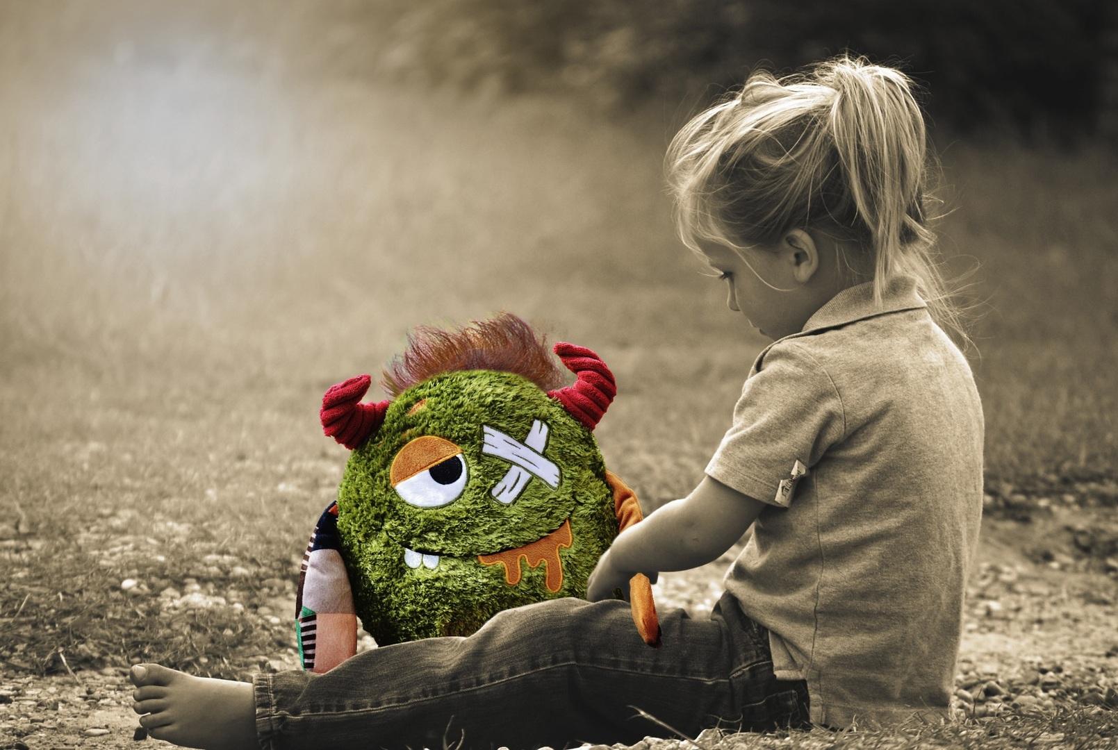 Емоционално развитие при малките деца